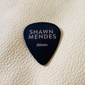 Shawn Mendes .60mm Guitar Pick Plectrum